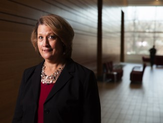 Ruth Watkins, the U's senior vice president for academic affairs, has been leading the UOnline Initiative, which includes five new degree programs.