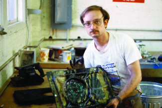 Mark Fuller was a U engineering student during the 1970s.