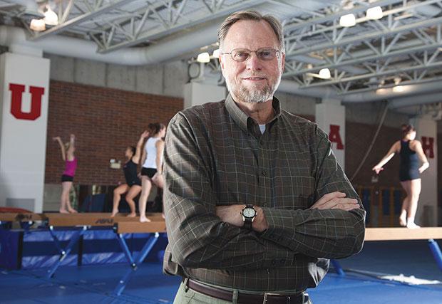 Vice President Fred Esplin
