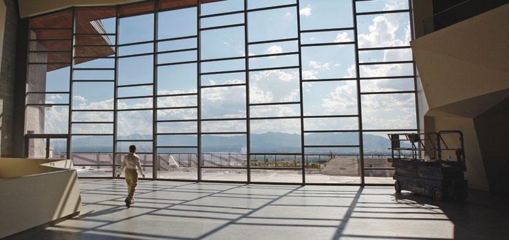 Western Windows at NHMU