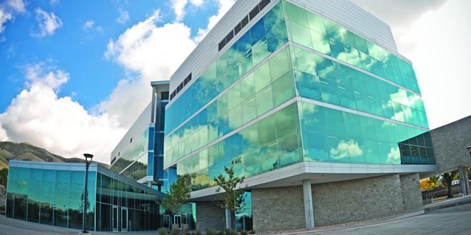 James L. Sorenson Molecular Biotechnology Building