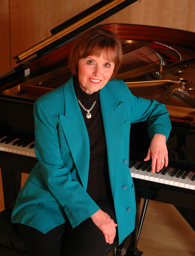 Susan Duehlmeier (Photo courtesy U School of Music)