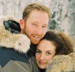 Justin and Rebecca Savidis